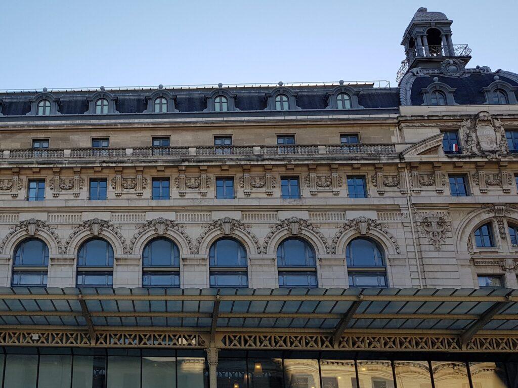 Museo d'Orsay famoso museo di Parigi
