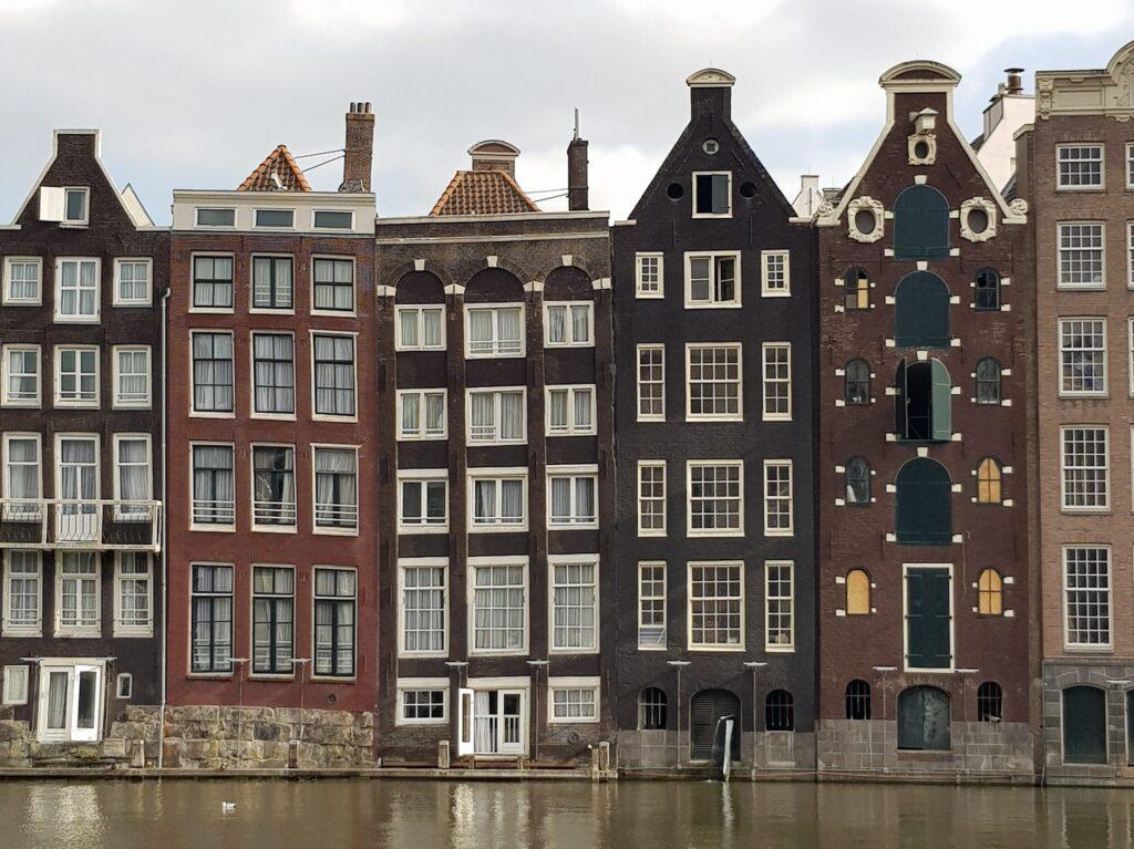 Case storte di Amsterdam