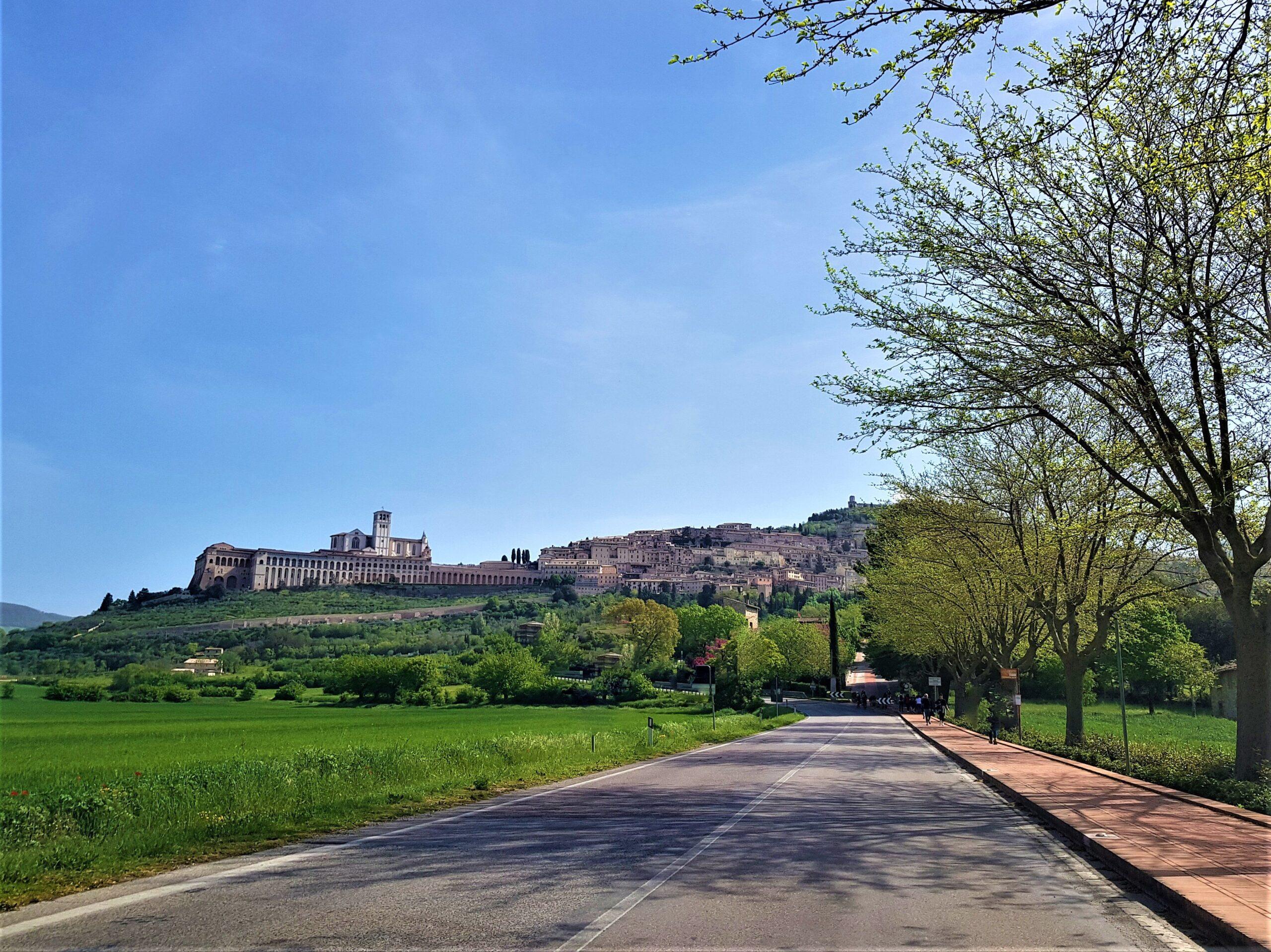 Assisi in Umbria cosa vedere