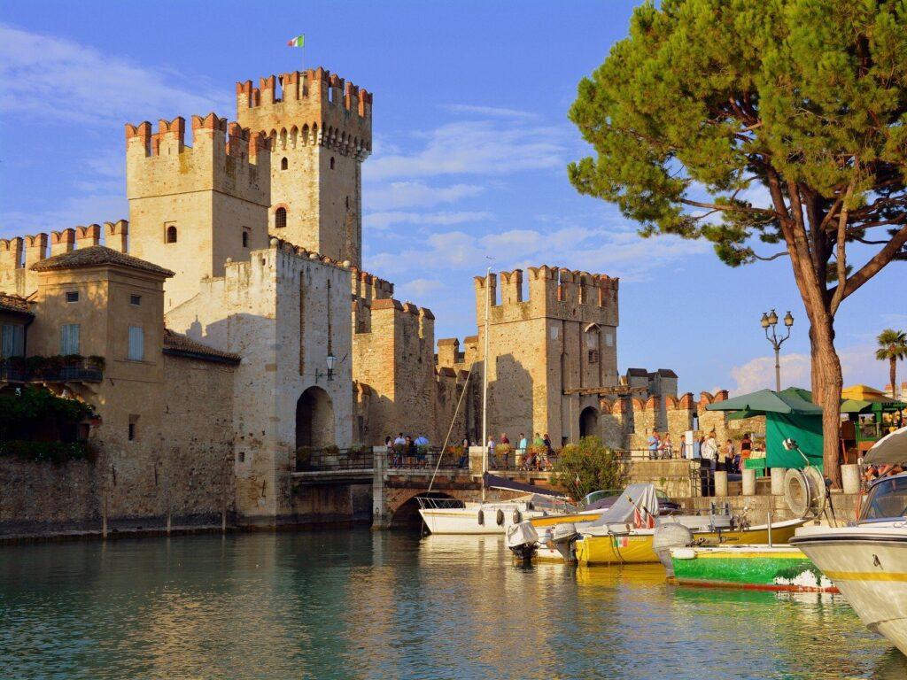 Il Castello Scaligero di Sirmione