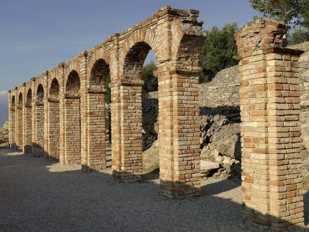 Le grotte di Catullo a Sirmione