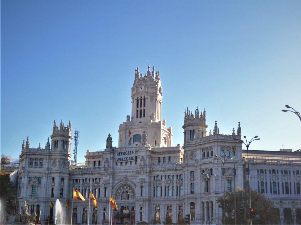 Palazzo Cibeles Madrid