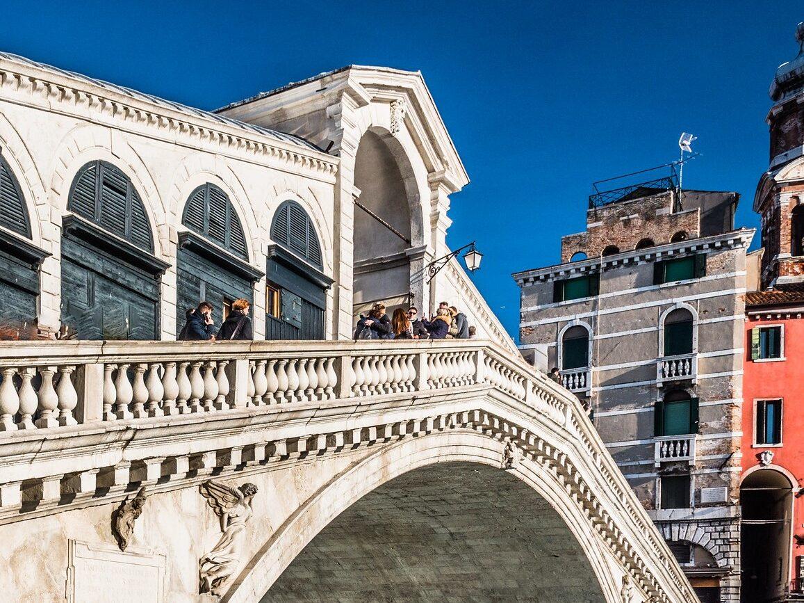 Cosa vedere a Venezia: il Ponte di Rialto