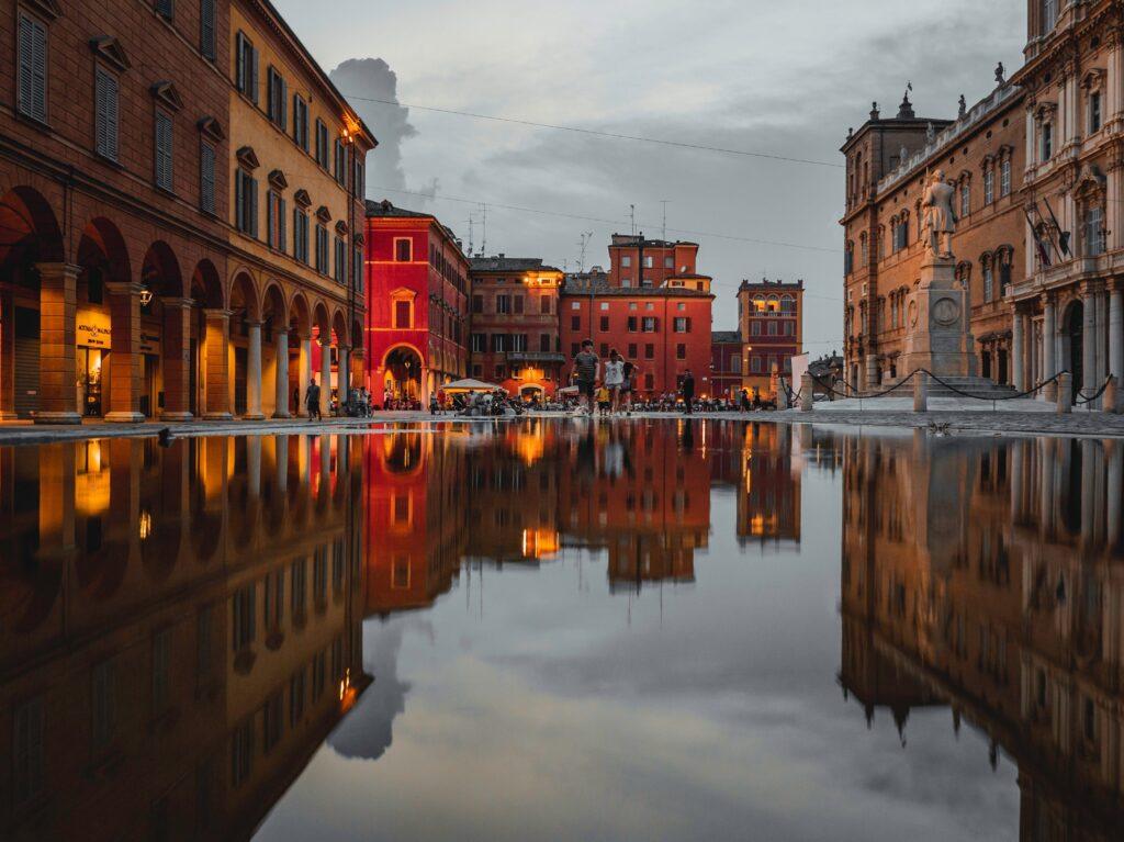 Piazza Roma -Foto di Alexander Abero da Pexels